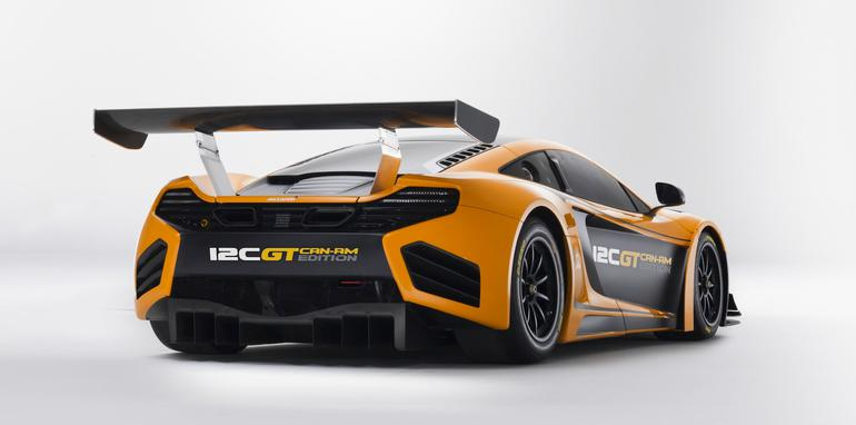 McLaren MP4-12C GT Can-Am Edition - 3