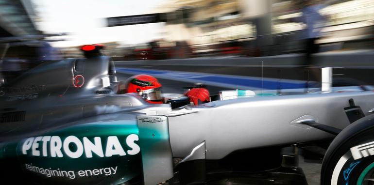 Mercedes AMG Petronas - 3