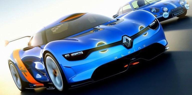 French Car Maker Renault