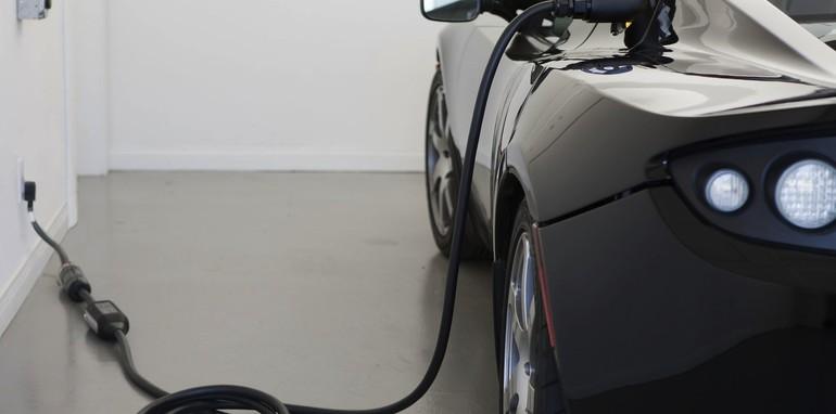 Tesla Roadster 2.5 - 1