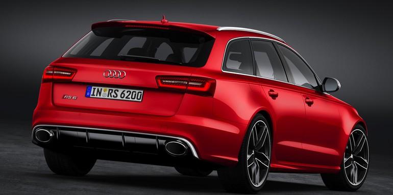 Audi RS6 Avant - 3