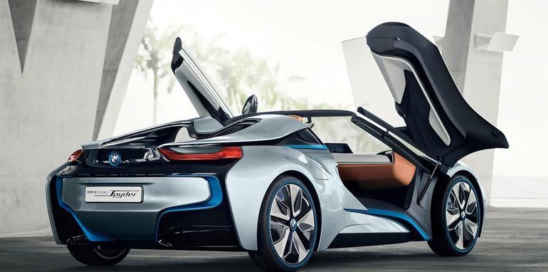 BMW-i8-Spyder-Concept