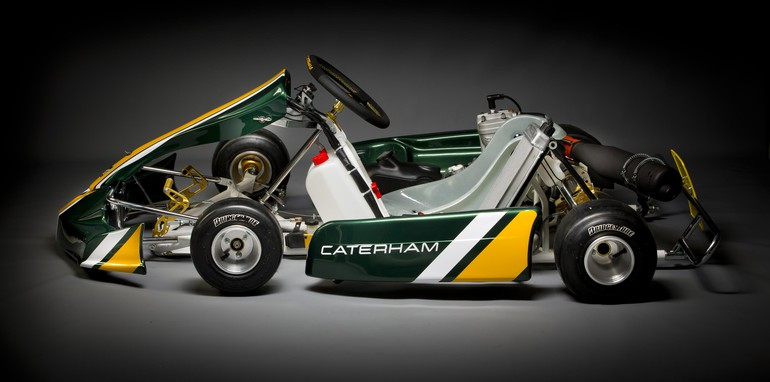 Caterham CK-01 Kart - 2
