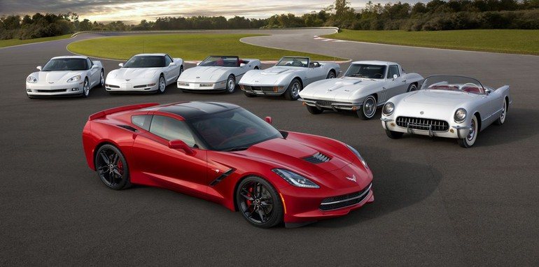 Chevrolet Corvette Stingray2