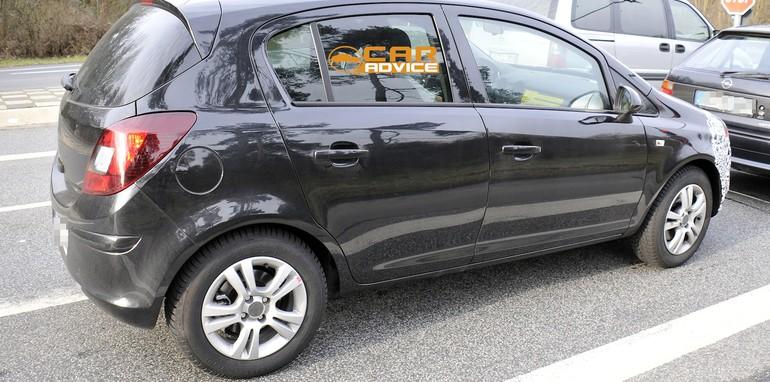 Opel Corsa Spied - 7