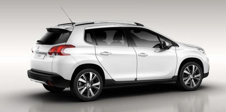 Peugeot 2008 Leaked - 4