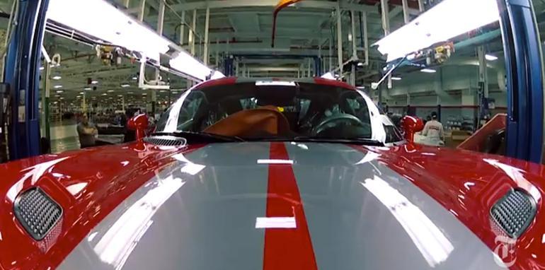 SRT Viper - Assembly Plant