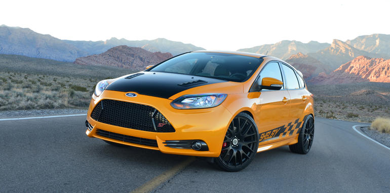 Shelby Focus ST - 1