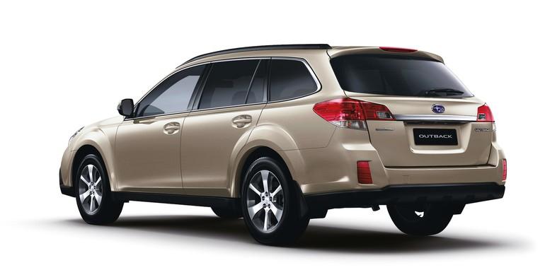 Subaru Outback - 3