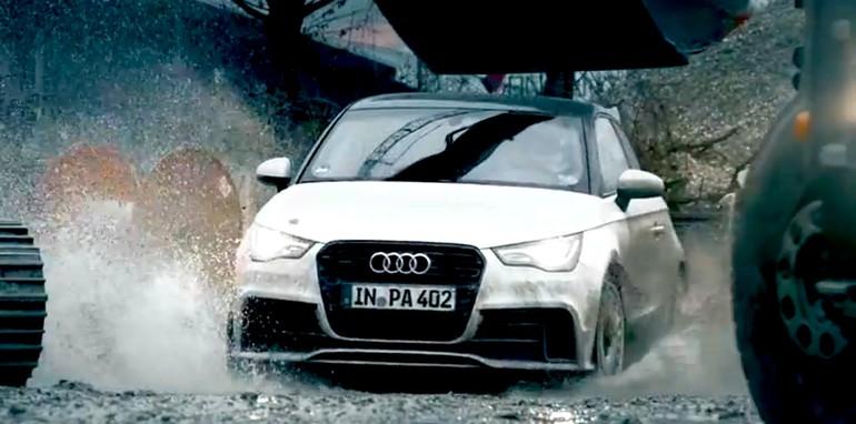 Audi A1 quattro - 2
