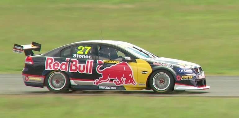Casey Stoner's Red Bull Racing Australia V8 Supercar - 5