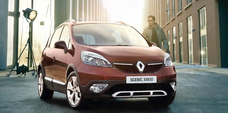 Renault Scenic Xmod - 3