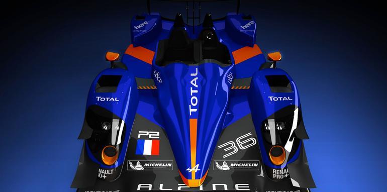 Alpine LM P2 - 1