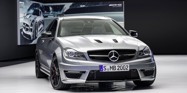 Mercedes-Benz C63 AMG Edition 507 - 1