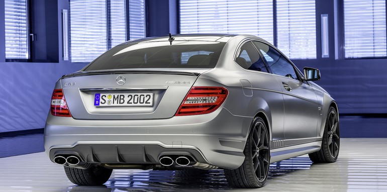 Mercedes-Benz C63 AMG Edition 507 - 3