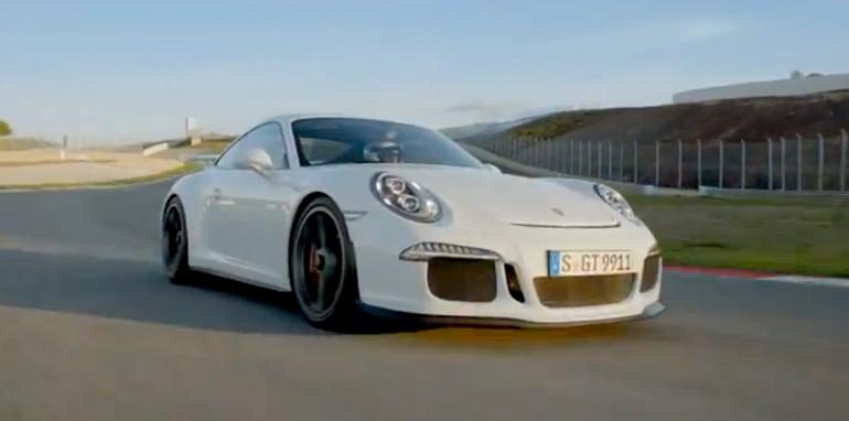 Porsche 911 GT3 - 1