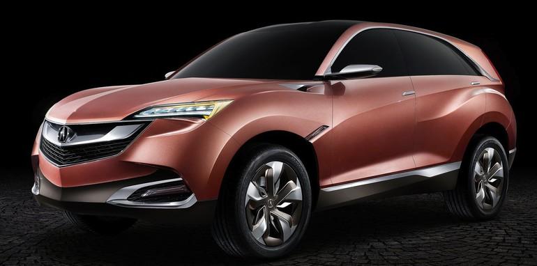 Acura Concept SUV - X - 1