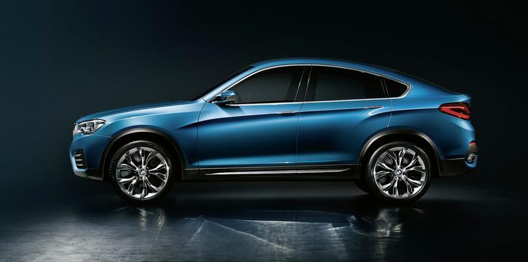 BMW Concept X4 - 5