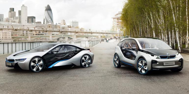 BMW i3 and i8 - 2