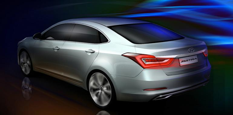 Hyundai Mistra Concept - 2