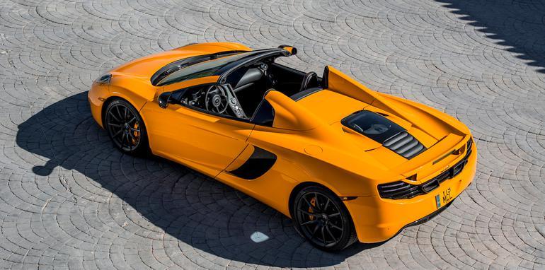McLaren MP4-12C Spider - 1