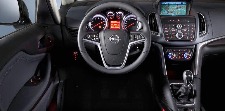 Opel Zafira Tourer - 5
