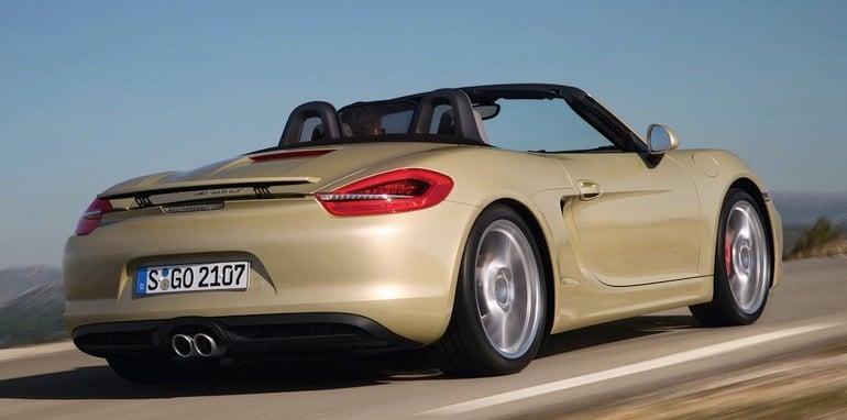Porsche-Boxster-S
