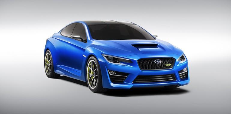 Subaru WRX Concept - 1