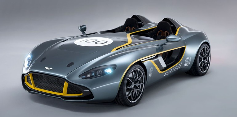 Aston Martin CC100 Speedster Concept 01