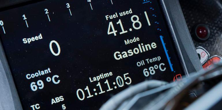 Aston Martin Rapide S Hybrid Hydrogen12