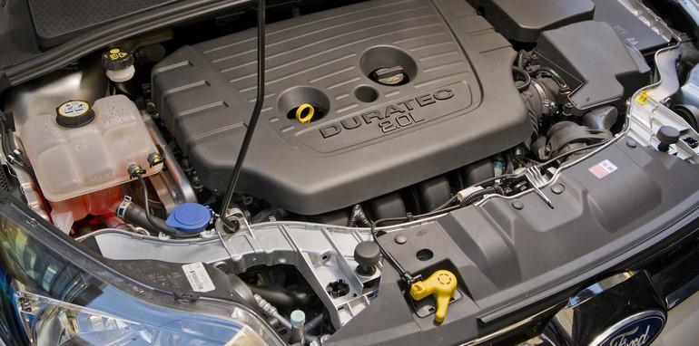 Ford Focus - Engine Bay