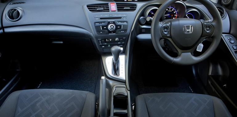Honda Civic - Interior