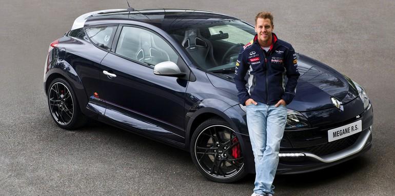 Renault Megane RS Red Bull Racing RB8 - 1