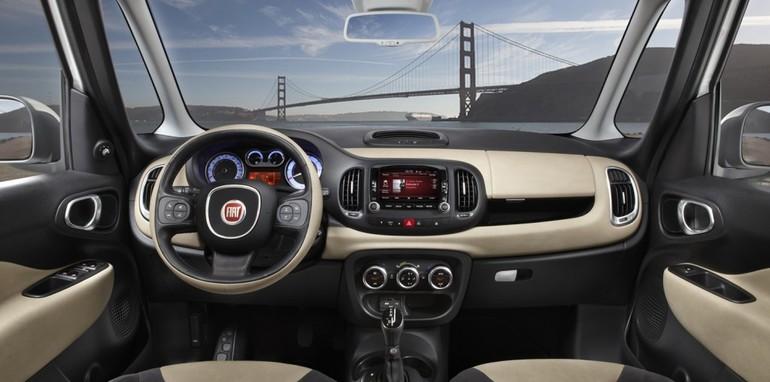 Fiat 500L Trekking - 3