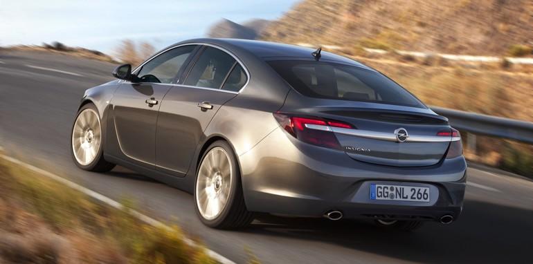 Opel Insignia Facelift - 2
