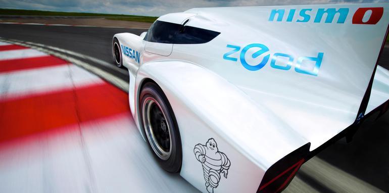 ZEOD RC Hybrid LeMans - 1