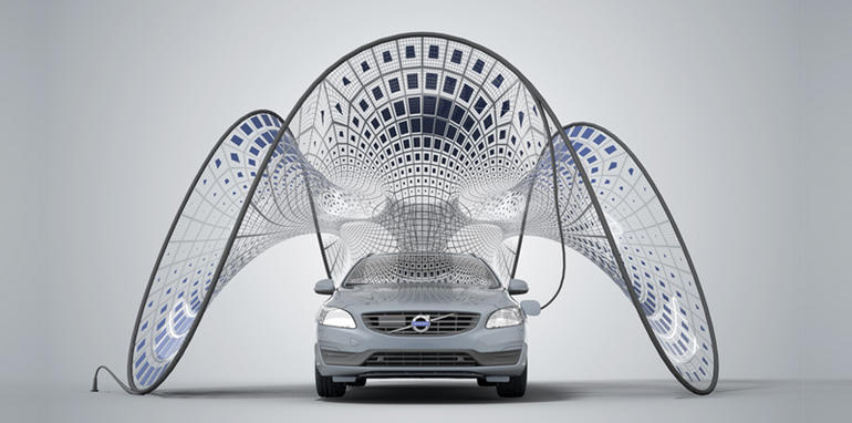 Pure Tension Volvo V60 Pavilion - 2