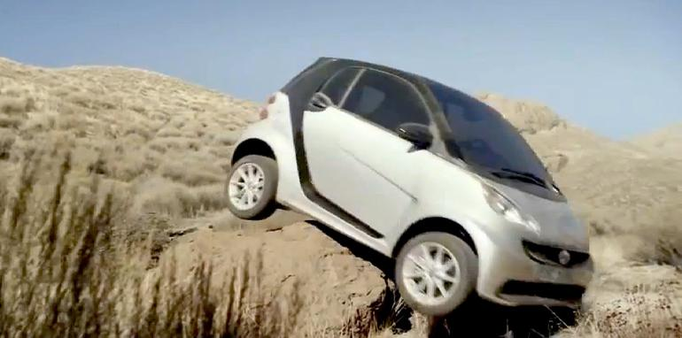 Smart ForTwo - Offroad