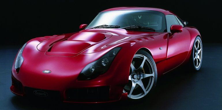 TVR set to make comeback - 1