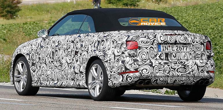 Audi S3 Cabriolet - 8