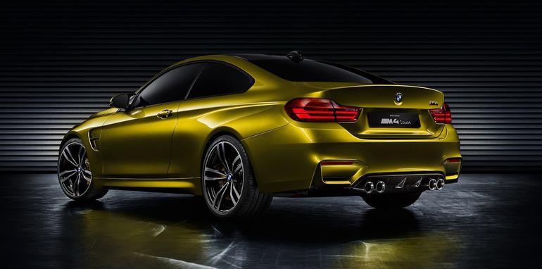 BMW M4 Coupe Concept - 2