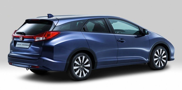 Honda Civic Tourer - 4