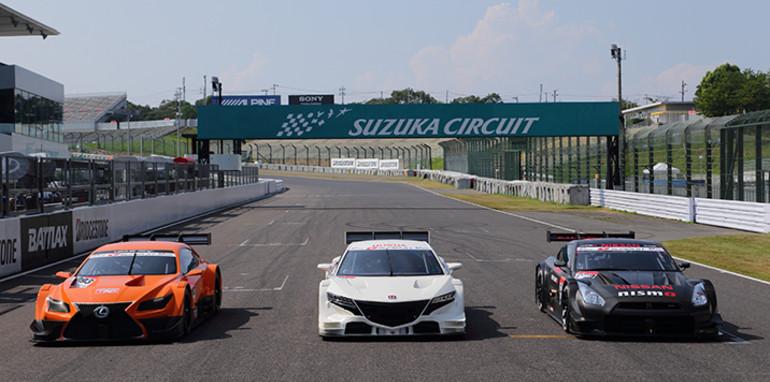 Lexus LF-CC Super GT racecar - 6