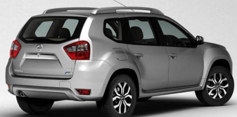 Nissan Terrano - 2