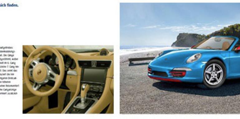 Porsche 911 Blu Edition - 2