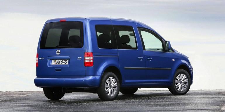 Volkswagen Caddy BlueMotion - 4
