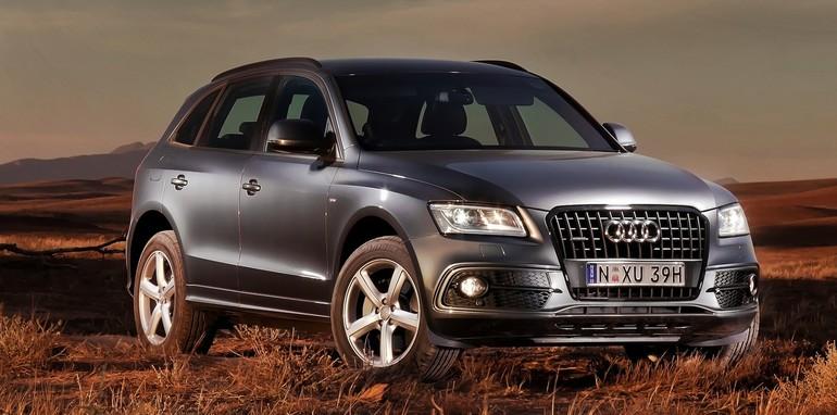 Audi Q5 3.0 TFSI - 1