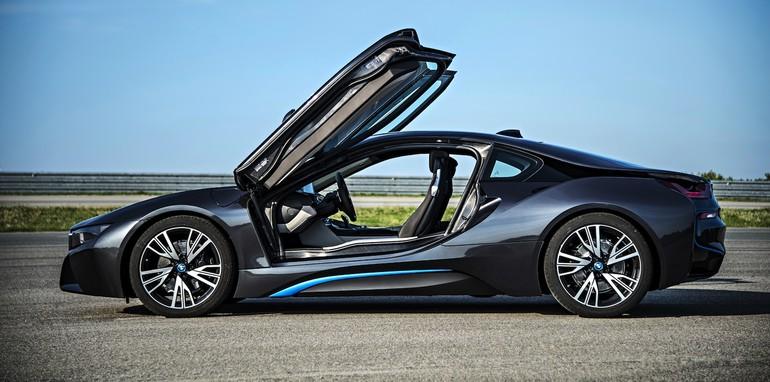 BMW i8 - 4