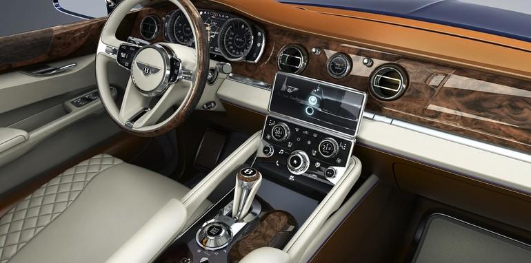 Bentley EXP 9F Concept - 4