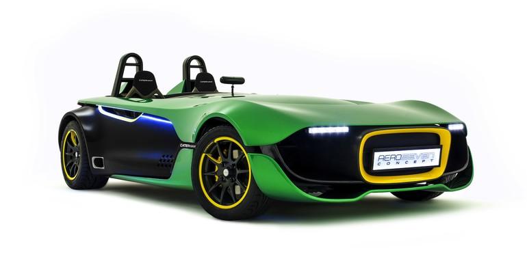 Caterham AeroSeven Concept - 1